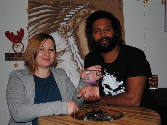 Châteaugiron : le bar-restaurant La Grange remporte un prix du commerce
