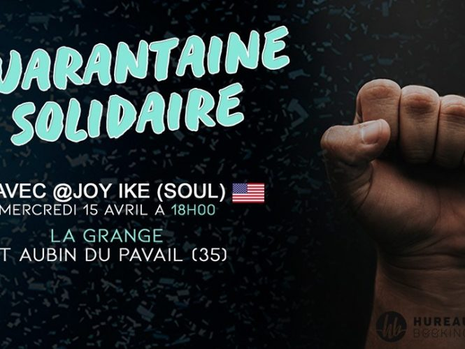 Concert solidaire covid-19